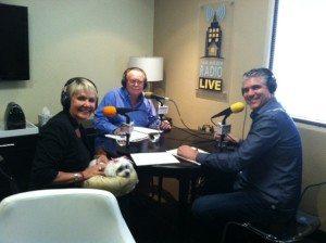 Hosts Bobbi & Buddy Join Joe Every Friday At 3pm PST On AM 1220 KDOW