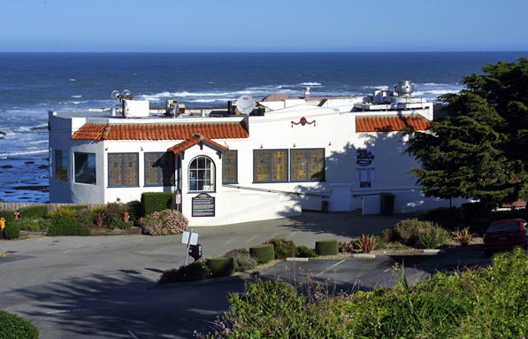 The Moss Beach Distillery