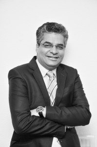 Ashwin Chadha, Founder & President of North India Sotheby's International Realty